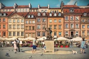 Warsaw Half-Day Private Panoramic Tour