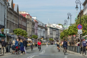 Warsaw: Highlights Guided Retro Bus Tour