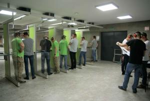 Warsaw: Indoor Shooting Range Experience