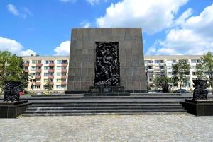 Warsaw: Jewish Heritage Walking Tour