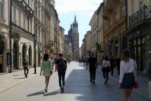 Warsaw: Krakow & Wieliczka Salt Mine Tour