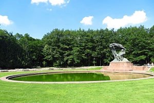 Warsaw: Lazienki Palace & Park Private Tour with Cruise