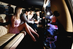 Warsaw: Limo Ride & Club Package