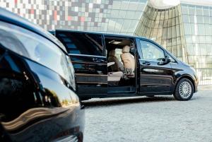 Warsaw Modlin Airport: Premium Private Transfer