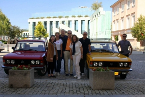 Warsaw Must-Sees: 4-Hour Private Tour by Retro Fiat