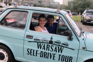 Warsaw Off The Beaten Path Self-Drive Tour