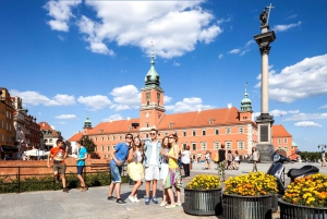 Warsaw Old & New Town Private Walking Tour