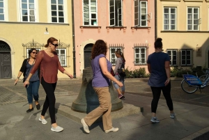 Warsaw: Old Town and Royal Route 2-Hour Tour