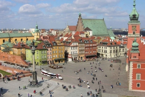 Warsaw: Old Town Highlights Private Walking Tour
