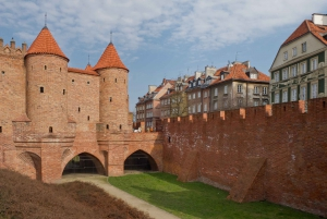 Warsaw Old Town: Royal Castle and and Lazienki Park