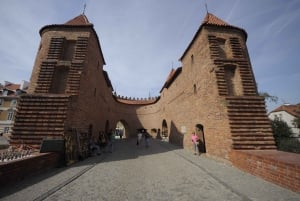 Warsaw: Old Town, Royal Castle, and Wilanow Palace Tour