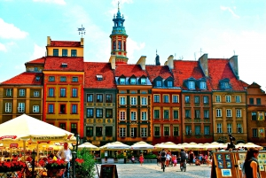 Warsaw: Old Town, Royal Castle & Palace of Culture & Science
