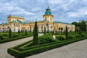 Warsaw: Palace of Culture and Science & Wilanow Palace