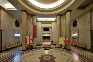 Warsaw: Palace of Culture & Science and Lazienki Park
