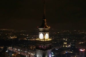 Warsaw: Palace of Culture & Science Small Group Guided Tour