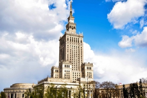 Warsaw: Private 3-Hour Sightseeing Tour by Car