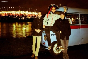 Warsaw: Private Nighttime City Tour with Pub Crawl