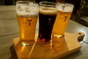 Warsaw: Private Polish Beer Tasting Tour