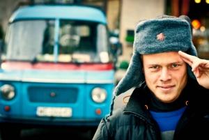 Warsaw: Private Tour by Communist Van
