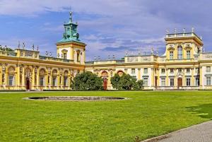 Warsaw Private Wilanow Palace & Garden Tour