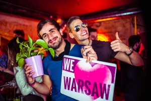 Warsaw: Pub Crawl with 1-Hour Unlimited Drinks