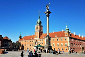 Warsaw: Self-Guided City Discovery Game through Old Town