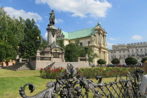 Warsaw: Skip The Line Royal Castle Guided Tour