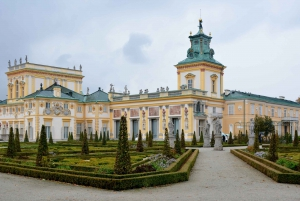 Warsaw: Skip the Line Wilanów Palace and Gardens Guided Tour