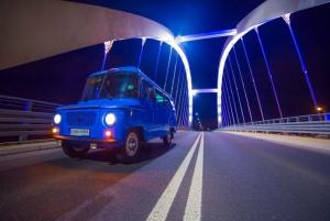 Warsaw Transfer by Retro Disco Van
