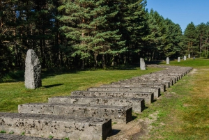 Warsaw: Treblinka Concentration Camp Tour with Hotel Pickup