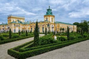 Warsaw Uprising Museum & Wilanow Royal Palace