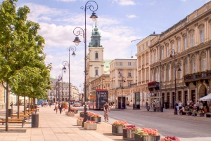 Warsaw: Warsaw Historical Group Tour with Pickup & Drop-Off
