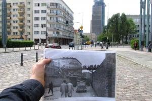 Warsaw: WWII Private Tour by Retro Minibus