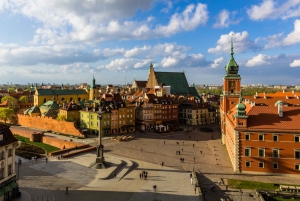 Warsaw's Must-Sees Self-Driving Tour