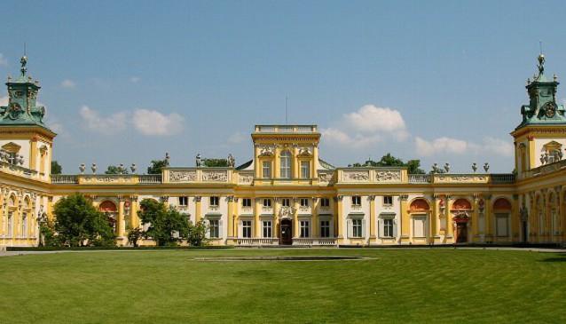Wilanow Palace & Park