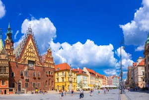 Wroclaw Small-Group Tour with Lunch from Warsaw