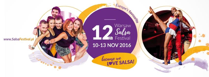 12TH EL SOL SALSA FESTIVAL- WARSAW SALSA FESTIVAL