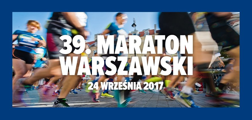 38th Warsaw Marathon