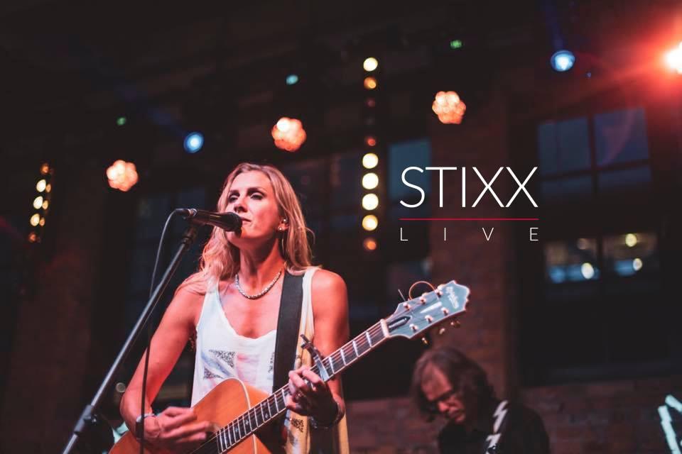 9 & 10.11 STIXX LIVE: Jenny Galt Band