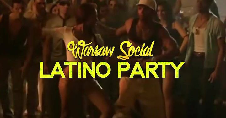 Biggest Latino Party Warsaw
