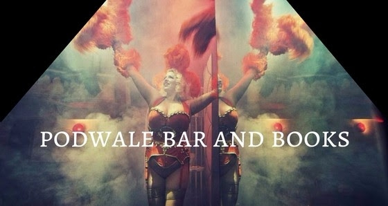 BURLESQUE SHOW AT PODWALE BAR&BOOKS