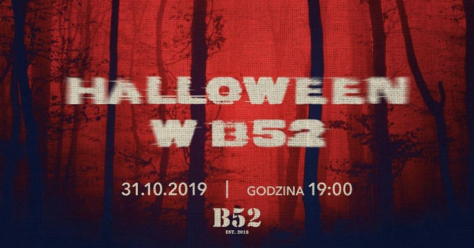 Halloween in B52