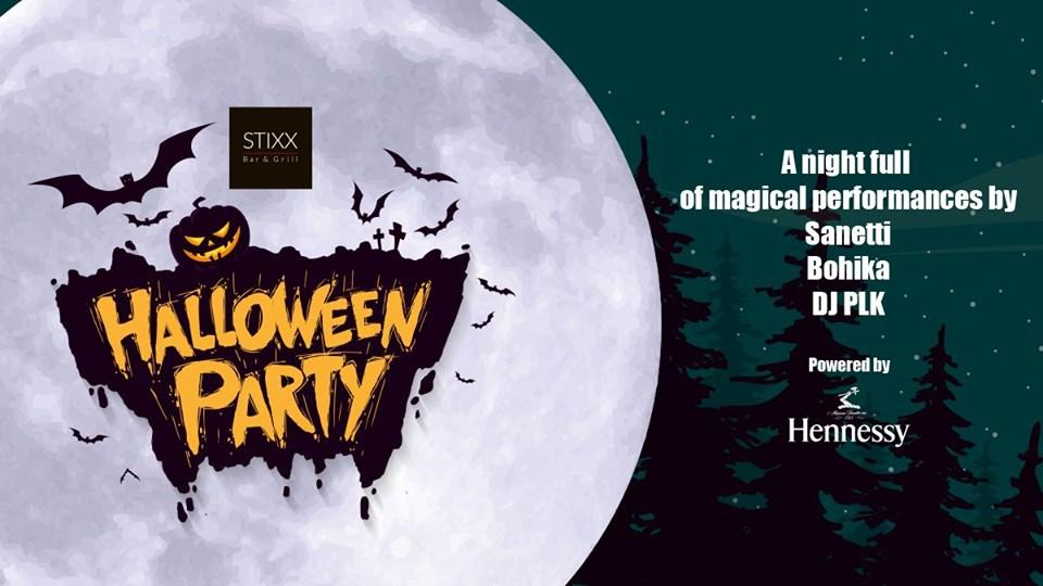Halloween in STIXX