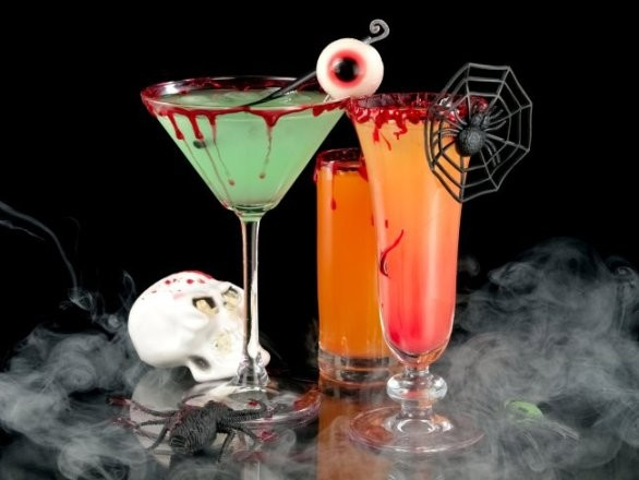 How To Make THE Best Halloween Cocktails