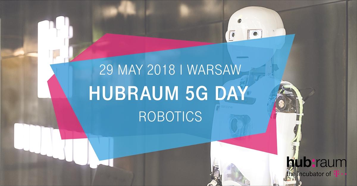 hubraum 5G Day - Robotics