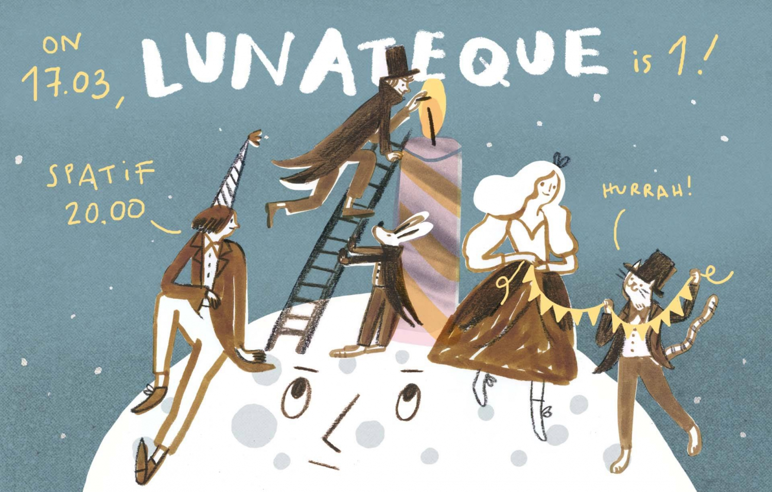 Lunateque is 1