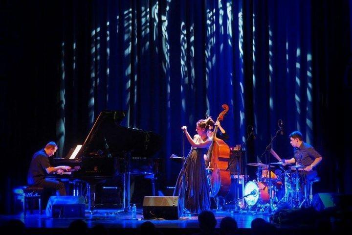 Marita Albán Juárez Quartet