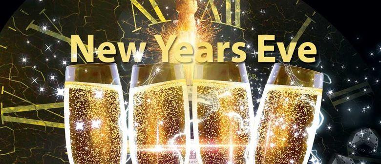 New Years Eve  in La Dolce Vita Restaurant.