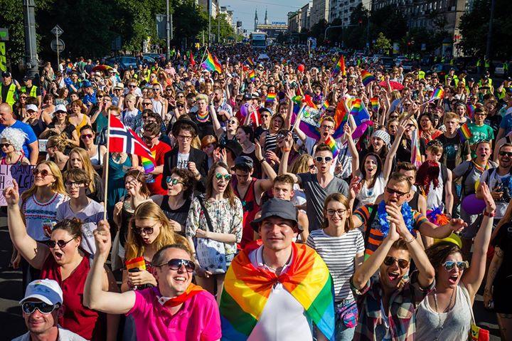 Parada Równości 2017//Equality Parade 2017