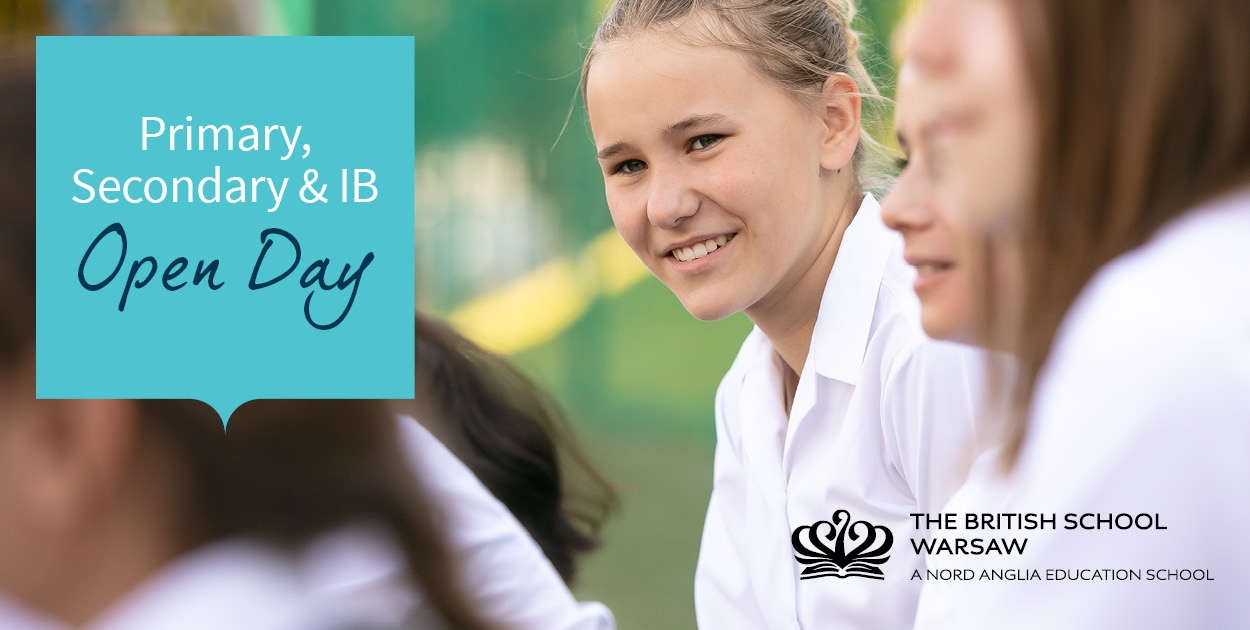 Primary, Secondary & IB Open Day